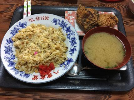 大村・八重食堂