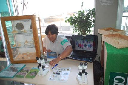 Une exposition à Cap Science (Bordeaux)