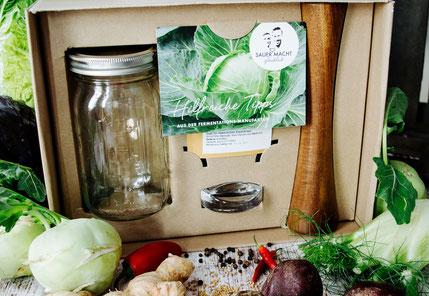 fermentierte Lebensmittel selber machen