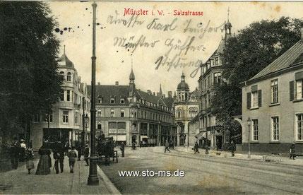 Ansicht um 1910