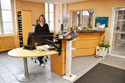 Sainte-Marie | Accueil et standard téléphonique