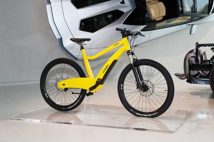 Lamborghini BMC Crosser e-Bike