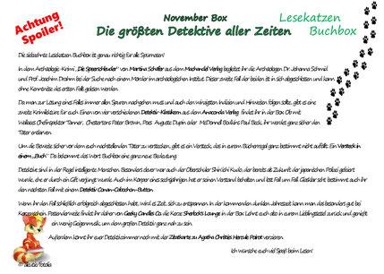 Infoblatt