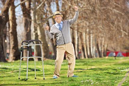 fisioterapia riabilitazione cammino