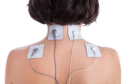 fisioterapia, TENS, elettroterapia