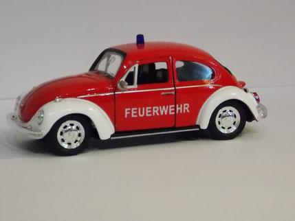 VW Käfer Feuerwehr, Welly