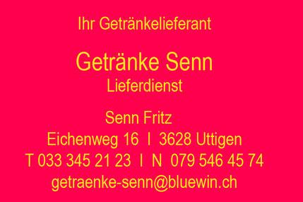 Getränkelieferant-Uttigen-Kanton-Bern