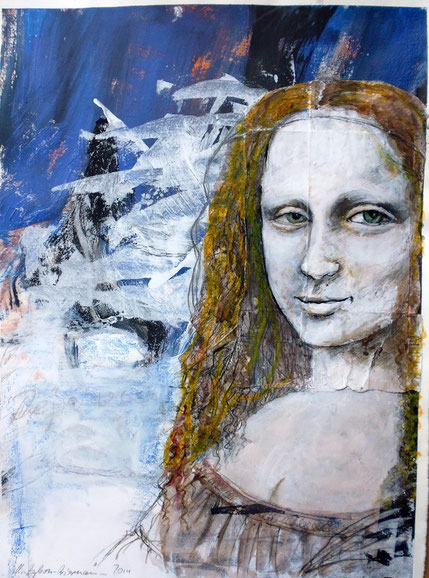 Bild Mona Lisa 2014