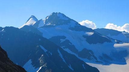 Zuckerhütl-Wilder Pfaff-Wilder Freiger - Höhepunkt der Stubaier Alpen