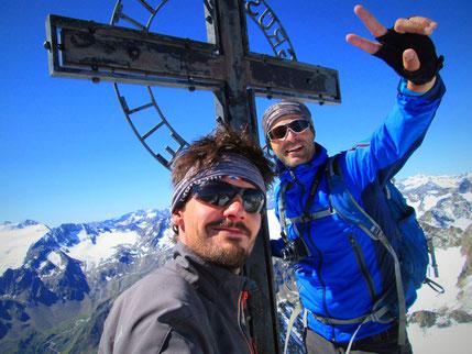 Ruderhofspitze - Gletscherfrei auf den Stubaier Klassiker