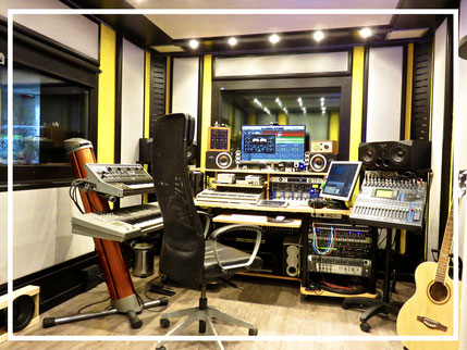 Studio d'incisione Cento - Sonic Design