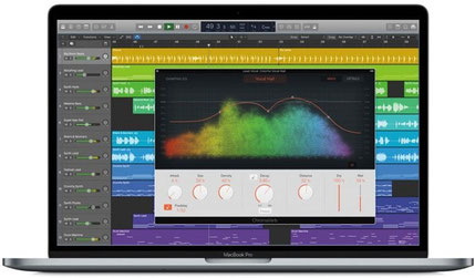 Corso Apple Logic Pro X  - Sonic Design