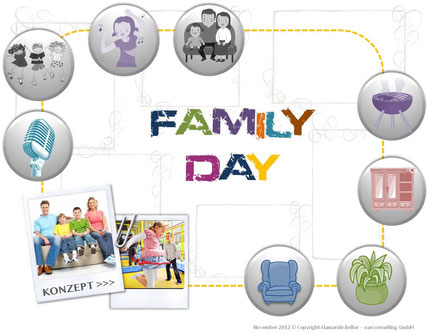CONCEPT DESIGN FAMILY DAY, BIGSMILE CLUB