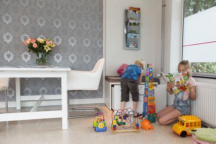 Veel ruimte en aandacht voor kinderen Mondzorgpraktijk Zuilen in Utrecht