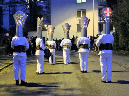 Ein Anlass mit Tradition: der Chlauseinzug in Gossau.