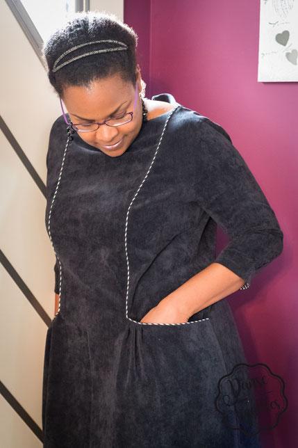Robe Vogue, Louis Antoinette Paris_danse des aiguilles