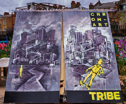 TRIBE15 Promo by Hicks at Meeting of Styles UK