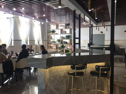 中国上海 華東師範大学 丽娃食堂