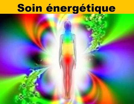 Soin énergétique - le pèlerin  bien-être