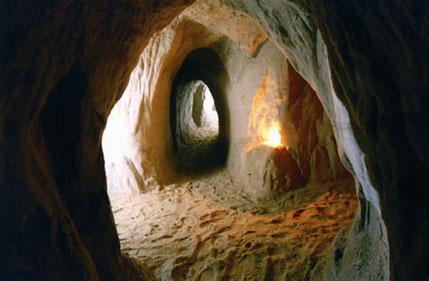 Kuldiga Sand Caves