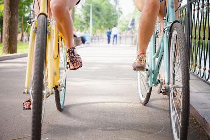 Bikes in Strasbourg copyright  Pavel Ilyukhin