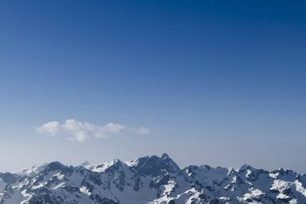 Panorama Pic Blanc Alpe d'Huez