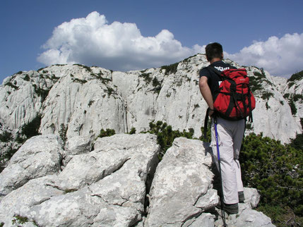 Northern Velebit National Park hiking