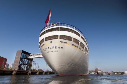 SS Amsterdam Copyright Claire Droppert