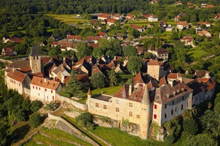 The most beautiful villages in France - Dordogne