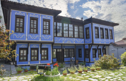 Wine and dine in Plovdiv