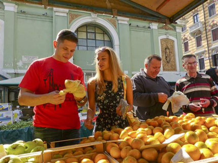 Rijeka top things to do - City Market - Copyright Visit Rijeka