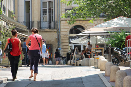 Discovering Montpellier in the shade of mediaval alleys
