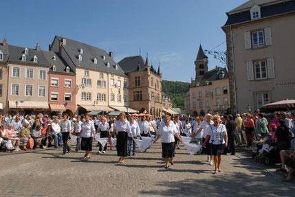 Dancing procession Echternach