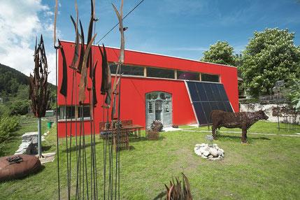 Sculpture gardens Gmund