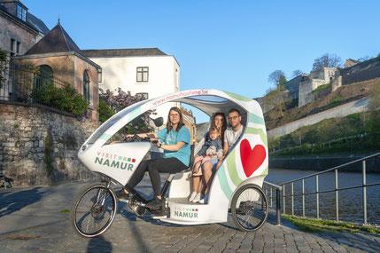 Namur Tuk Tuk