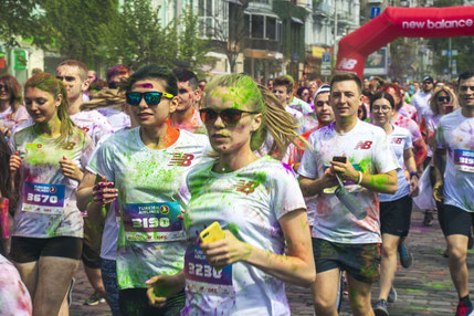 Kyiv Color Run 2019