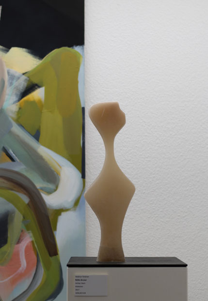 Heidrun Feistner: Belles de jour / 8 / Alabaster / Foto HF