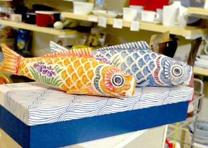 江古田 雑貨 オイルライフ 真工芸 鯉のぼり