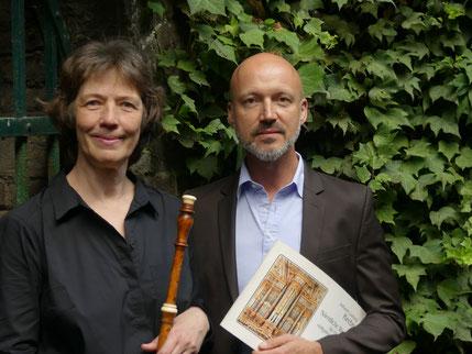 Concert Royal Köln (Karla Schröter - Barockoboe / Markus Märkl - Orgel)