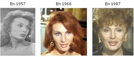 actrice Liliane Patrick