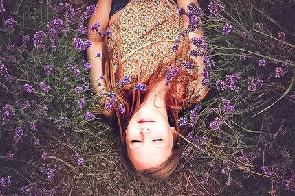 In der entspannten Trance werden selbst bestimmt unbewusste Probleme bearbeitet