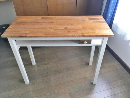 DIY 電子ピアノ テーブル