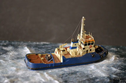 "Tug Boat ""Rowangarth"" - 1/350 by Orange Hobby"
