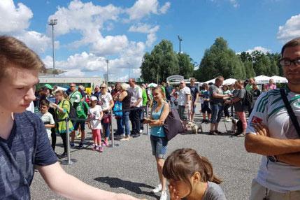 Fußballdart Events Wolfsburg