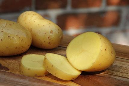 Regina festkochende Kartoffel