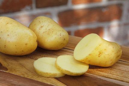 Alexandra festkochende Kartoffel