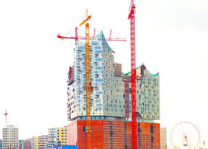 Baubegleitung Elbphilharmonie