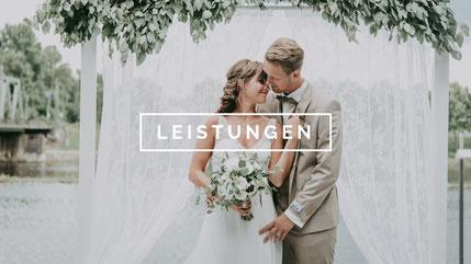 Leistungen Hochzeitsplanung