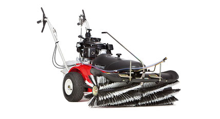 Tielbürger Kehrmaschine TK48 pro | Motorgeräte Giebel