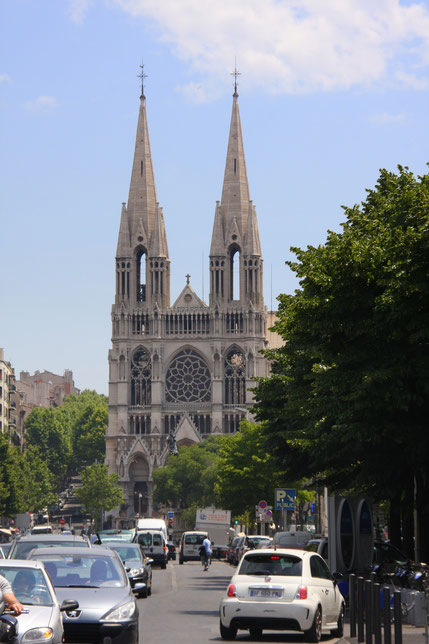 Bild: Église des Réformés in Marseille